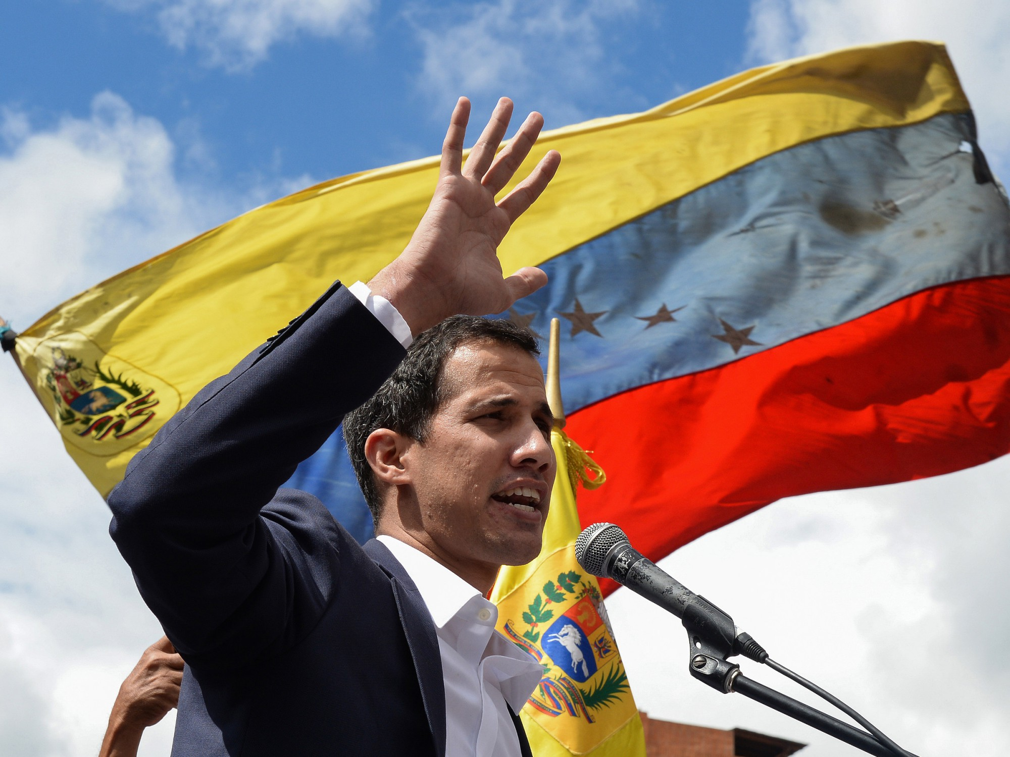 Βενεζουέλα  Ικανοποίηση Χουάν Γκουαϊδό για την «ισχυρή» απάντηση της ΕΕ 9ca3daca90d