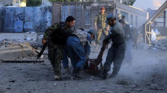 Τρεις αστυνομικοί νεκροί από επίθεση Ταλιμπάν στο Αφγανιστάν