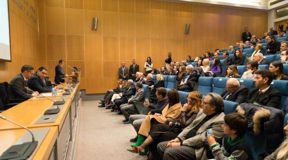 ΠτΔ: Σημαντική η συμβολή Κρίτωνα Τορναρίτη στη σύσταση και διατήρηση της ΚΔ