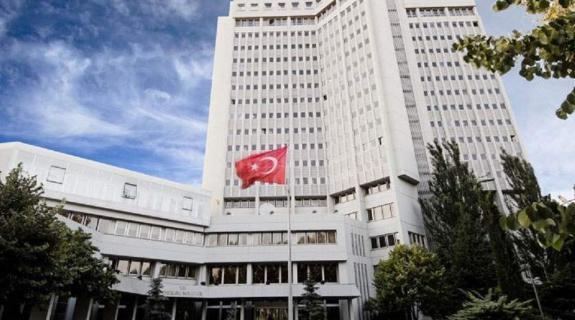 Τουρκικό ΥΠΕΞ: Δεν έχει αξία το ανακοινωθέν Ελλάδας - Κύπρου - Αιγύπτου