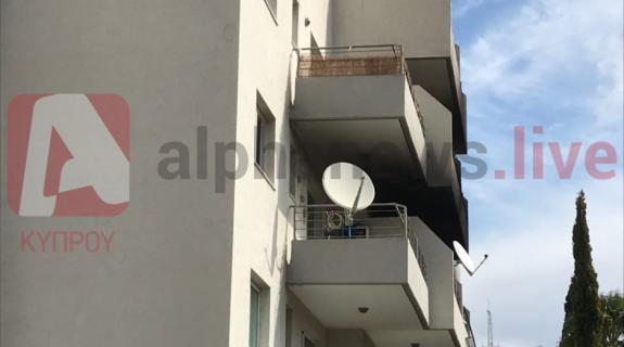 Δραματικές στιγμές έζησαν ένοικοι σε φλεγόμενη πολυκατοικία στη Λεμεσό (ΒΙΝΤΕΟ)