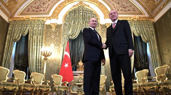 Πούτιν: &'Ο Ερντογάν αποφασίζει κάτι και το κάνε&io
