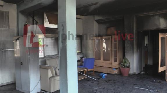 Μαθητές έβαλαν φωτιά σε σχολείο για να εκδικηθούν τους καθηγητές τους (ΒΙΝΤΕΟ)