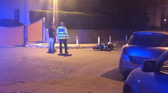 Σε κρίσιμη κατάσταση 18χρονος μοτοσικλετιστής μετά από τροχαίο στη Λάρνακα
