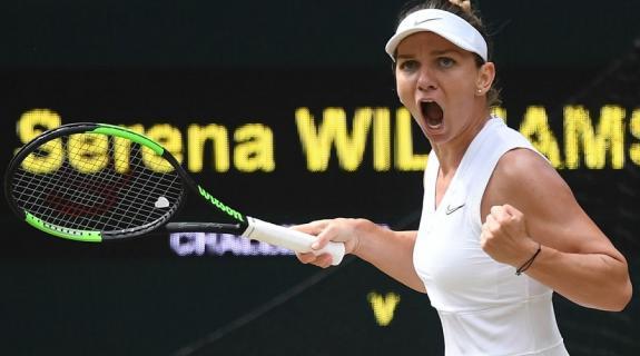 Wimbledon: Μαγική Χάλεπ«διέλυσε» την Σερένα στον τελικό