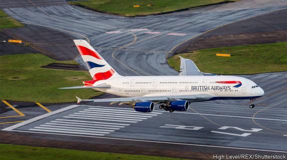 Καθηλώνουν στο έδαφος τα αεροπλάνα της British Airways οι εργαζόμενοι