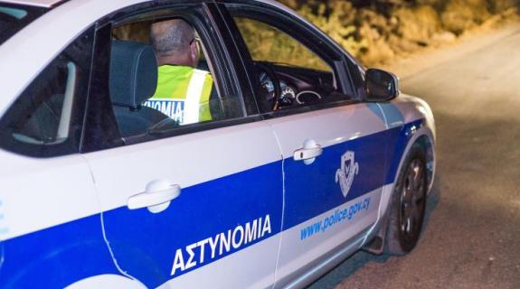 Στην Εντατική 35χρονος οδηγός που τραυματίστηκε σοβαρά σε τροχαίο στη Λάρνακα
