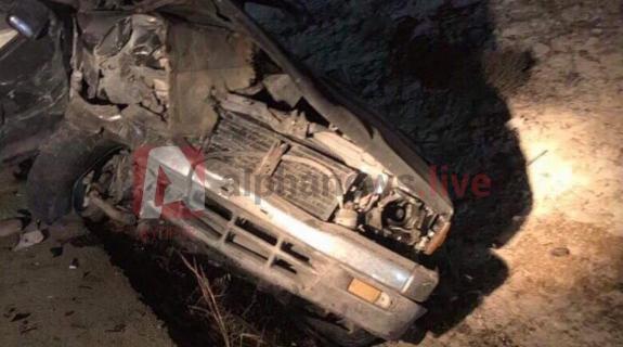 'Έσβησε' μέσα στα συντρίμμια του οχήματος του &omicro