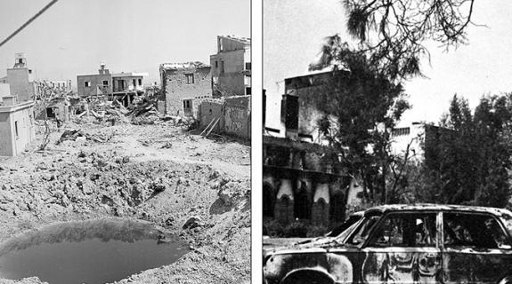 45 χρόνια από την έναρξη της δεύτερης φάσης της τουρκικής εισβολής