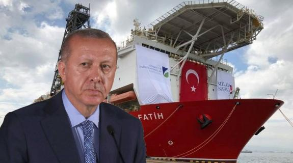 Ερντογάν προς την Κύπρο: Θα βρείτε την αποφασιστικότητα μας απέναντι σας