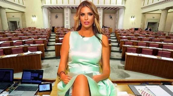 Πρώην μοντέλο του Playboy υποψήφια για πρόεδρος τη...Κροατίας(ΦΩΤΟ)