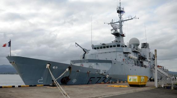 Έλληνας ΥΠΑΜ: Ζήτησε Γαλλική συνδρομή του πολεμικού ναυτικού στο οικόπεδο 7