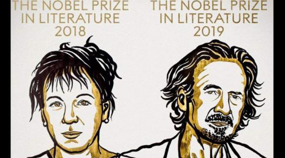 Στην Olga Tokarczuk το Νόμπελ Λογοτεχνίας για το 2018 και στον Peter Handke 2019