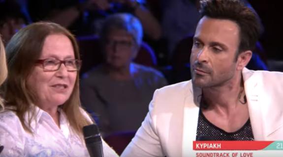 Η συγκινητική έκπληξη στον Κωνσταντίνο Χριστοφόρου από τη...μητέρα του on air