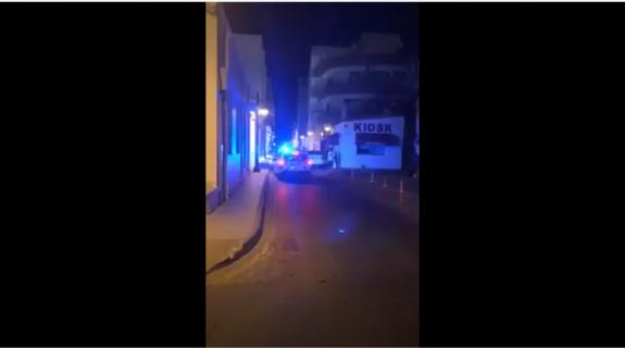 Ισχυρή έκρηξη στην Πλατεία Ηρώων, στην «καρδιά» της Λεμεσού (ΒΙΝΤΕΟ)