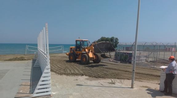 Πότε θα ανοίξει η παραλία Μακένζυ για τους λουόμενους μετά τη διαρροή λυμάτων;