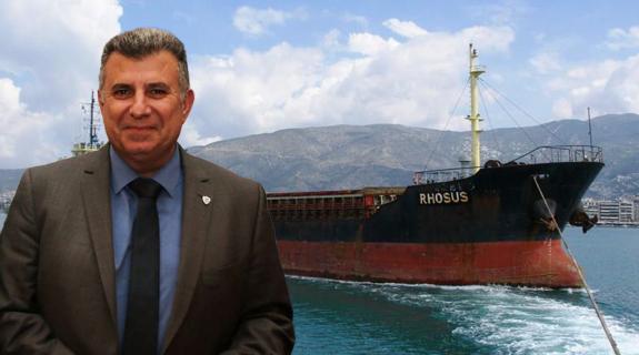 """Ο Κύπριος πρώην ιδιοκτήτης του ;Rhosus"""" μιλά για το μ&omic"""