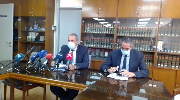 Γενικός Εισαγγελέας προς Ελεγκτή: Παρεκτράπηκες και δεν μπορώ να το ανεχθώ (VID)