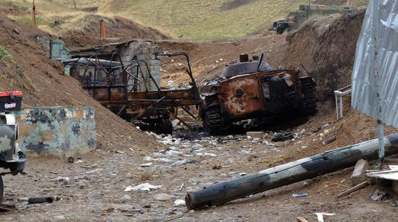 Ναγκόρνο - Καραμπάχ: Αρμενία και Αζερπαϊτζάν συμφώνησαν σε εκεχειρία
