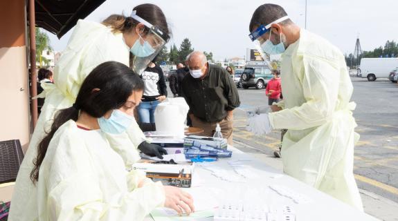 Δρ. Καραγιάννης: Σκέψεις για τεστ και σε εμβολιασμένους ενόψει χειμώνα (ΒΙΝΤΕΟ)