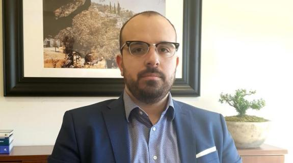 Αυτός είναι ο νέος διευθυντής του γραφείου του Νικόλα Παπαδόπουλου