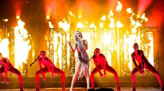 Τα κατάφερε η ;El Diablo; Τσαγκρινού-Στον τελικό της Eurovision η &K