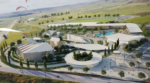 Daedalus Sport Theme Park: Το νέο στολίδι της Κύπρου που θα στοιχίσει €40 εκ.