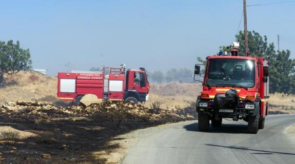 Κακόβουλες ενέργειες πίσω από τις απανωτές πυρκαγιές σε περιοχή του Αγίου Συλά