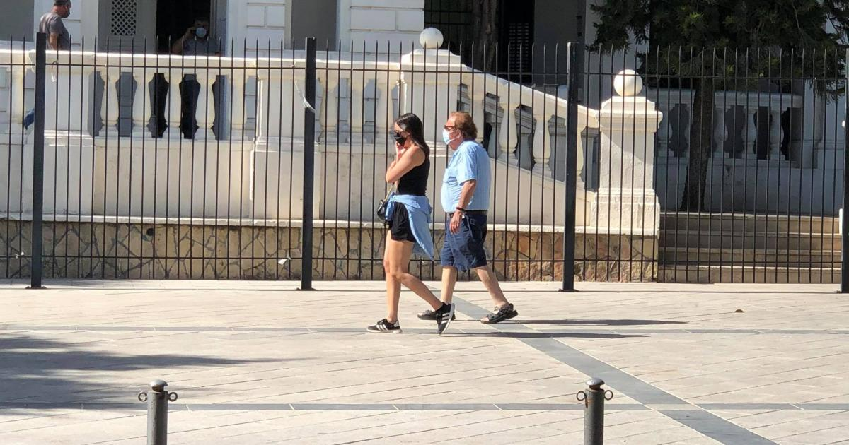 Μετάδοση του Χόλιγουντ στη Λεμεσό, Κύπρος από τον Julian Sands (VIDEO)