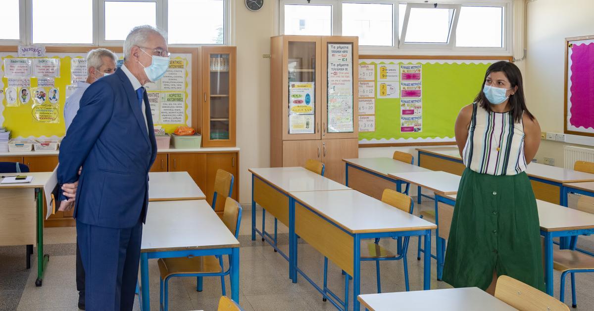 Οι μαθητές δεν θα επιστρέψουν στα γραφεία τους μέχρι τις 10 Ιανουαρίου 2021
