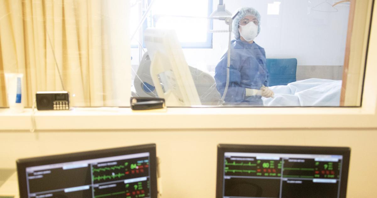 Το ICU του Γενικού Νοσοκομείου Λευκωσίας είναι πλήρες με ασθενείς με διασωλήνωση κοροναϊού (VIDEO)