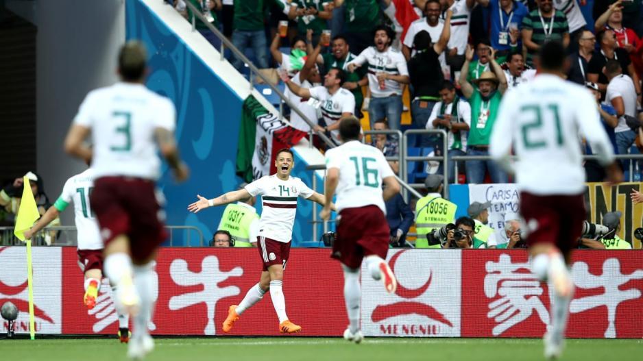 Νότια Κορέα - Μεξικό 1-2 (90'+3')