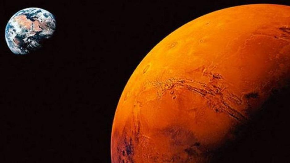 """Αρης: Ο πλανήτης Άρης θα """"πλησιάσει"""" αύριο τη Γη"""