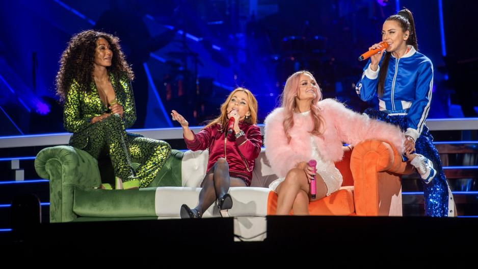 98ce4290b664 Απογοήτευσε το κοινό η πρώτη συναυλία του reunion tour των Spice Girls