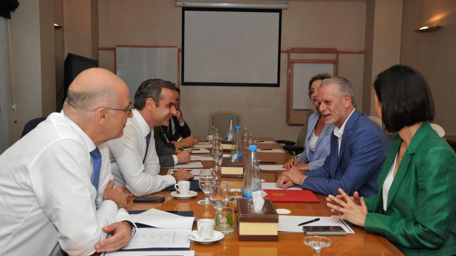 Η πρόταση Σιζόπουλου σε Μητσοτάκη για ενίσχυση του ελληνικού στρατού στην Κύπρο