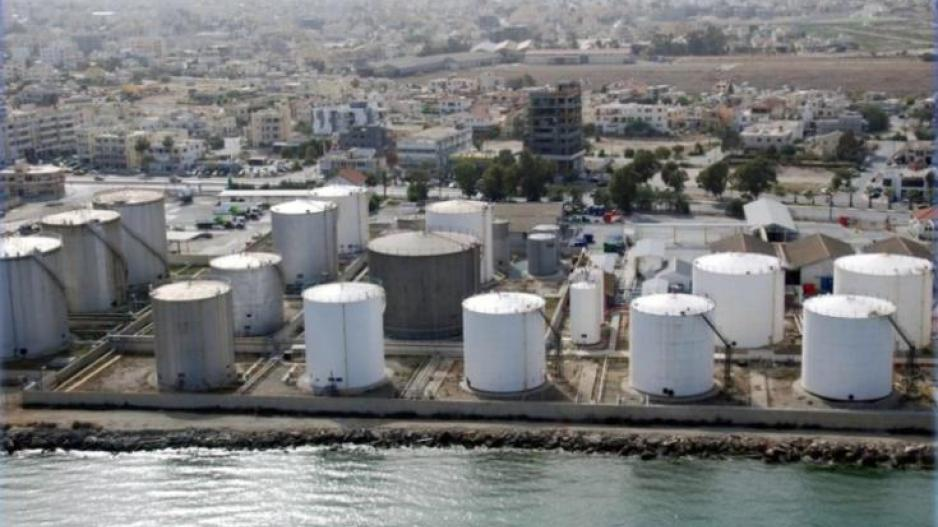 Πετρελαιοδεξαμενές στη Λάρνακα: Νέα ενδεχόμενη παράταση, φέρνει εκνευρισμό