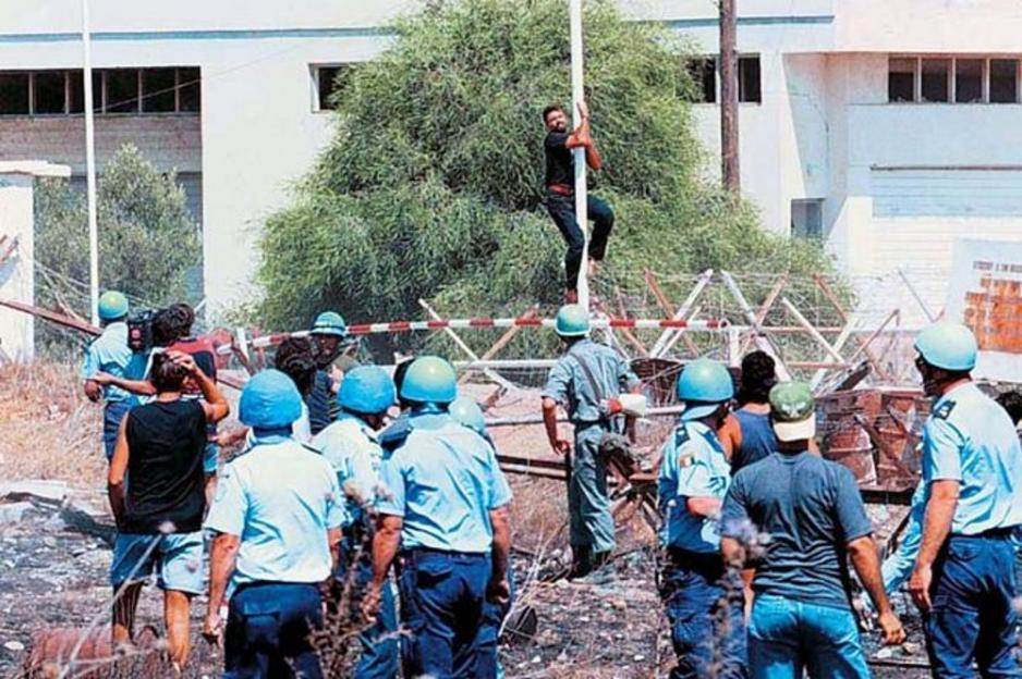 14 Αυγούστου 1996: Οι σφαίρες του Αττίλα δολοφόνησαν τον Σολωμό Σολωμού (ΦΩΤΟ)
