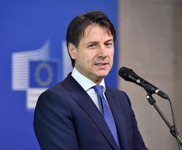 Ψήφος εμπιστοσύνης στον Κόντε από την Ιταλική Βουλή.